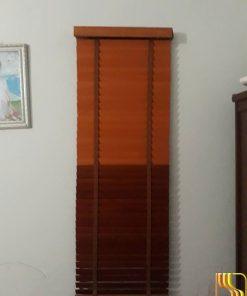 rèm gỗ cho ô cửa nhỏ