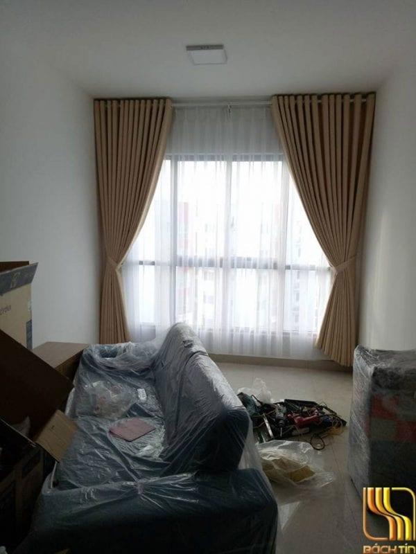 rèm vải cao cấp cho phòng ngủ