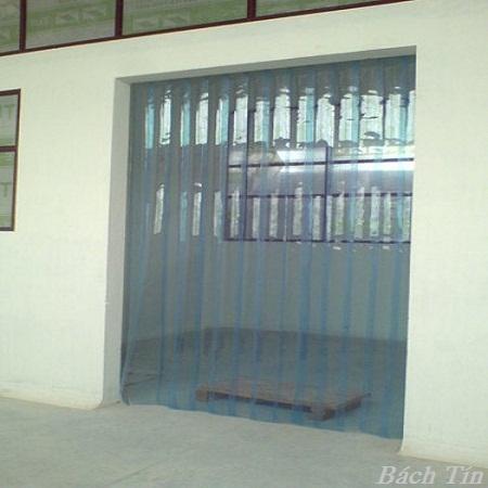 Rèm PVC cửa kho đông lạnh
