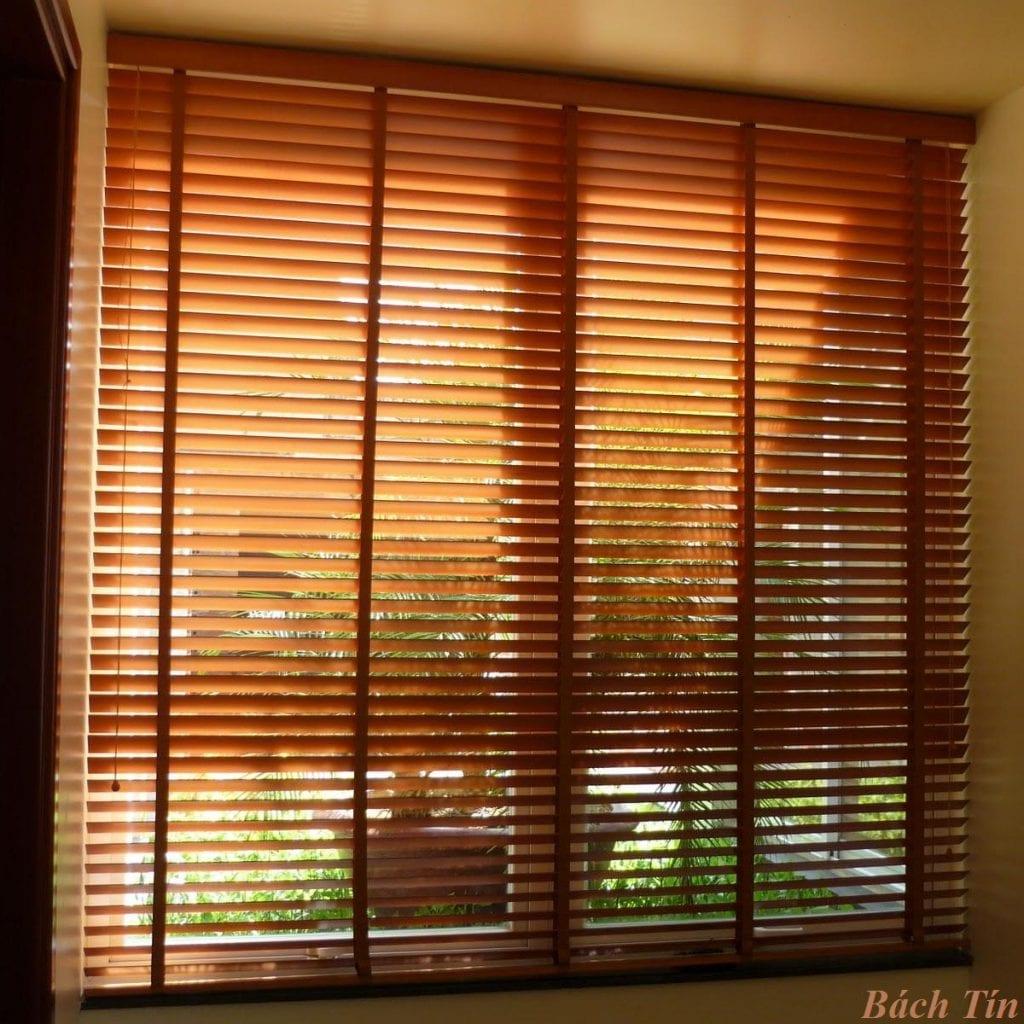 Rèm gỗ tự nhiên Starblind STW-002