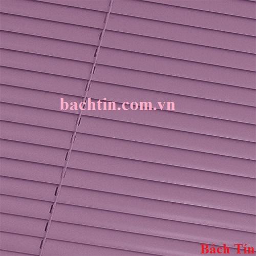 Rèm nhôm màu tím