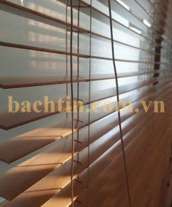 Rèm sáo gỗ cách nhiệt cao cấp