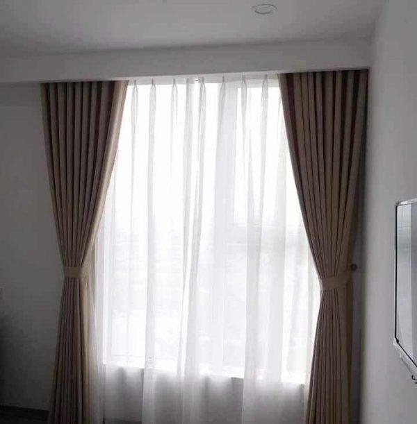 Rèm vải 2 lớp Bách Tín Đà Nẵng