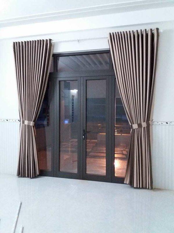 Rèm vải đẹp ở Đà Nẵng