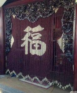 rèm hạt gỗ tại đà nẵng