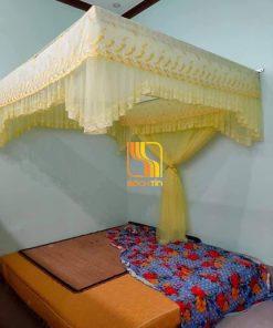 mùng khung bán nguyệt màu vàng tại Đà Nẵng
